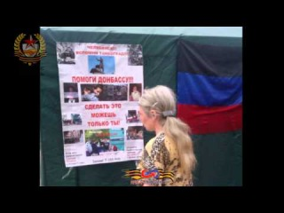 Человек разрыдался от любви к Донбассу в прямом эфире Юзовка Новости. Погибли добровольцы России.