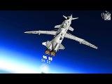ЗАПУСКАЕМ САМОЛЕТИКИ в Kerbal Space Program (Гагатун и Максим)