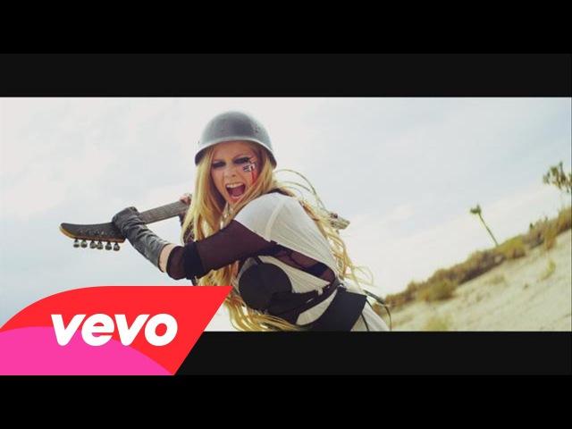 Avril Lavigne - Rock N Roll