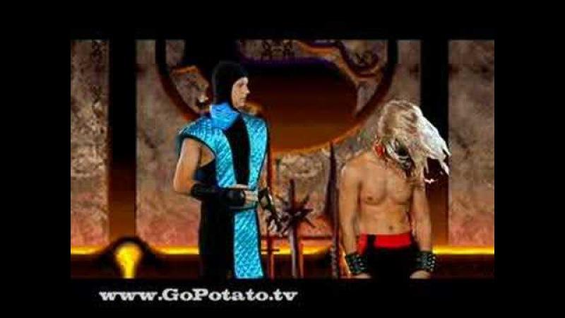 Mortal Kombat: Finish Him! - Tato Salad