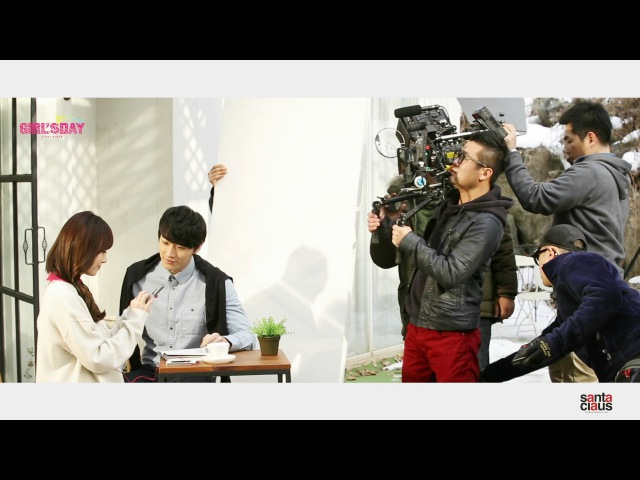 Girl's Day(걸스데이)_Expectation(기대해)_Making film