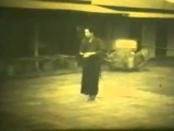 Katori Shinto Ryu archive footage (oldest video of Risuke Otake, 1968)