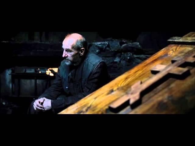 Отрывок из фильма Остров, посвященный страху смерти