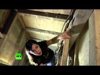 Видео из туннеля, по которому сбежал из тюрьмы наркобарон Эль Чапо Коротышка #эльчапо #наркобарон #коротышка #сбежал #тоннель