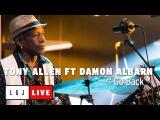 Tony Allen feat. Damon Albarn - Go Back - Live du Grand Journal