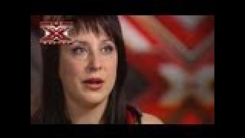 Анна Сенина - Не отрекаются любя - Кастинг в Днепропетровске - Х-Фактор 4 - 21.09.2013