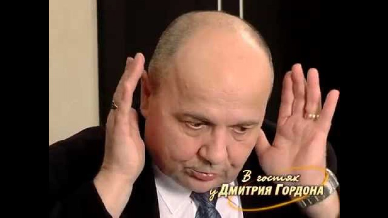 Виктор Суворов. В гостях у Дмитрия Гордона. 5/5 (2012)