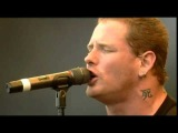 Stone Sour Live - Through The Glass