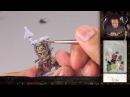 PBCC 001 Ork Burna Boy Part 1: How to paint an Ork's green skin
