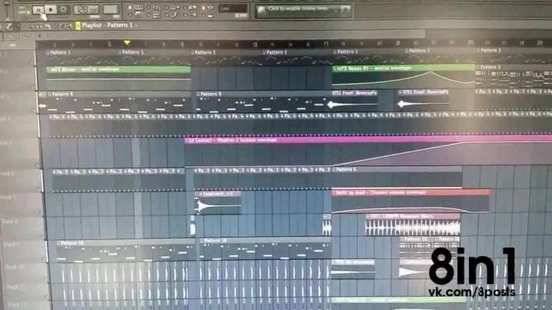 Как сделать музыку из звука проведения пальцем по стеклу / K-391 How To Make A Window Song