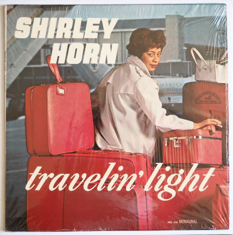 shirley horn - travelin' light