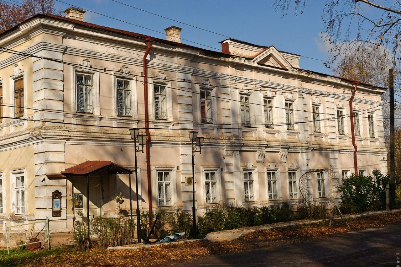 Чермозский музей