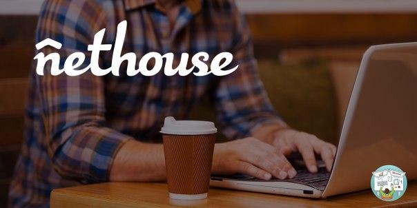 Как сделать сайт без специальных навыков? Nethouse! — >