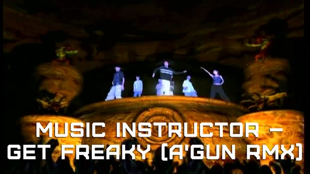 Music Instructor – Get Freaky (A'Gun RMX)