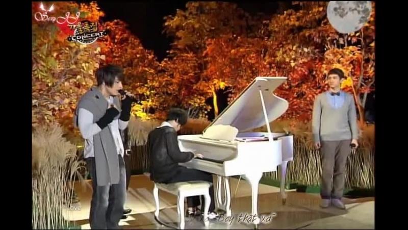 Veoh - [SexyJJ Subteam][Perf-Kara] 20081016 KM M Super Concert - DBSK - 인사 (Insa)