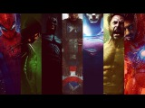 MARVEL &amp DC  Warriors