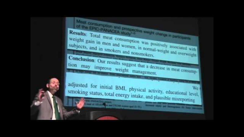 Живая еда как искоренение причин смерти (Доктор медицины Michel Greger)