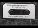 Criminal Manne Ft. Lil V-Dog Killamac - Cold Blooded (1996)