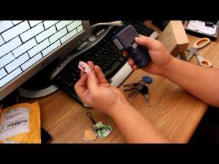 Посылка из Китая — копируем ключики для домофона самостоятельно