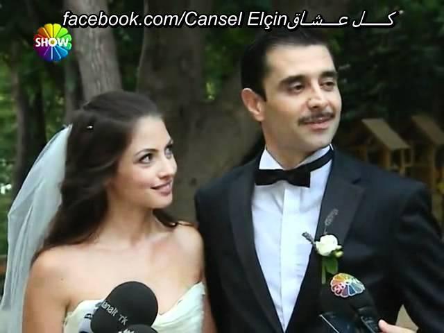Cansel Elçin ve Pınar Apaydın dünyaevine girdi