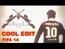 AfterLOVE - [HD 60fps] Fifa 14 EDIT (ft. Lionel Messi ,Cristiano Ronaldo ,Neymar JR) simplecooledit