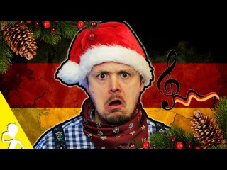 Angry German Christmas Song Medley Contest | Get Germanized