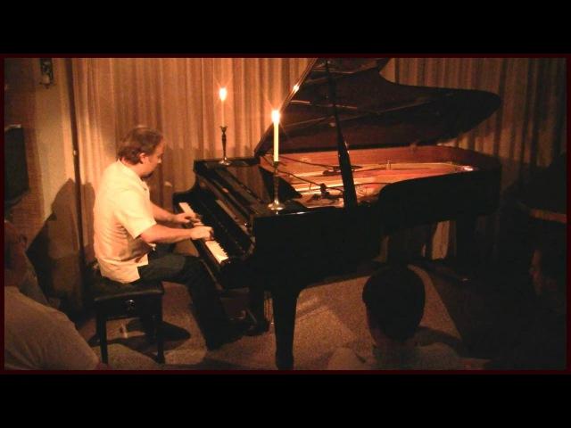 Joe Bongiorno performs Into the Wind' new age piano solo