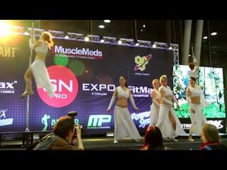 Группа Dance House 6. Sn Pro Pole Dance Shampionship 2014