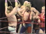 Wrestling MuseumLuke Williams v Roddy Piper -Hair Match