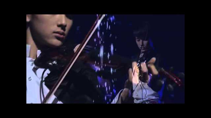 SiWan (violin) and HyungSik (Vocal) - Snow Flower
