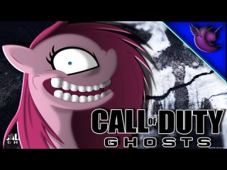 Pinkamena Plays Ghosts - Gaming With The Ponies