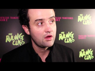 James McAvoy, Daniel Mays and Forbes Masson on elitism in theatre