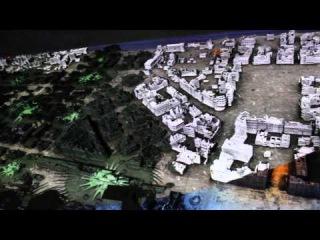 Микромэппинг. Музей-панорама Сталинградская битва