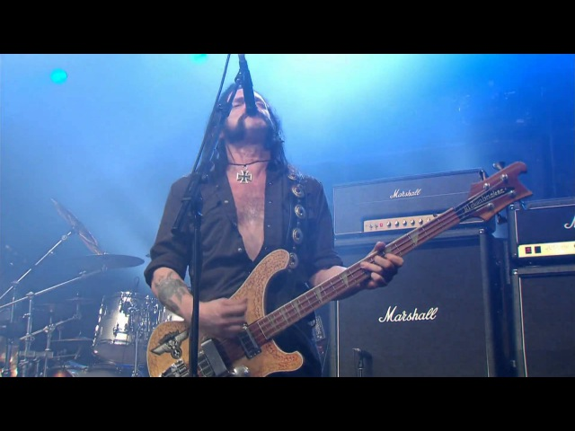 Motörhead - In The Name Of Tragedy Live Full-HD