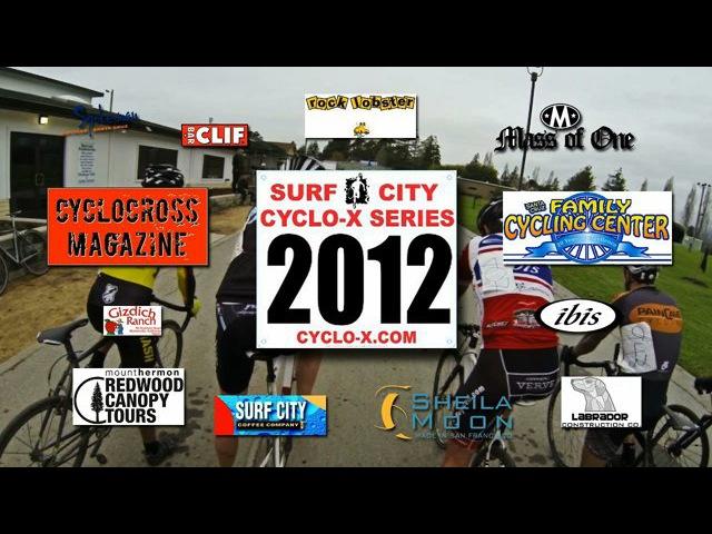 2012 Surf City CX Race 3 Singlespeed A Men