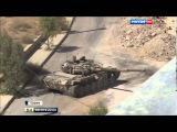 Первые удары ВВС России  Евгений Поддубный передает из Сирии. Последние новости.