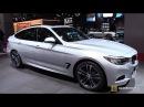 2015 BMW 330d xDrive Gran Turismo M Sport - Exterior, Interior Walkaround - 2014 Paris Auto Show