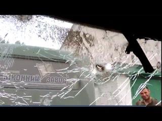 Батальон Айдар вернулся из боя в Хрящеватое 28 08 Луганская обл 14
