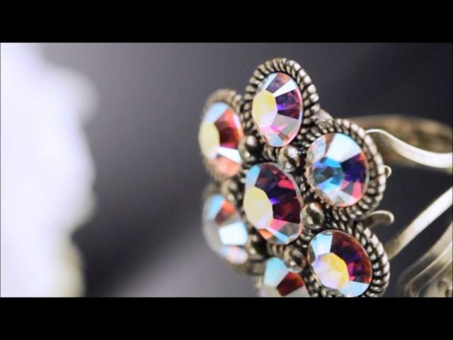 Michal Negrin ~ handmade designer rings