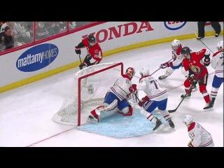 2015 - Game #4 ADSF - Montreal Canadiens Vs Ottawa Senators. April 22nd 2015. (HD)
