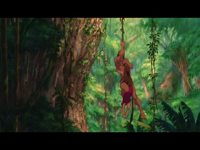 Tarzan - Strangers Like Me (Swedish) Blu-Ray Subs Trans