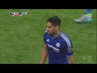 Radamel Falcao vs Crystal Palace (Home) 29/08/2015 HD