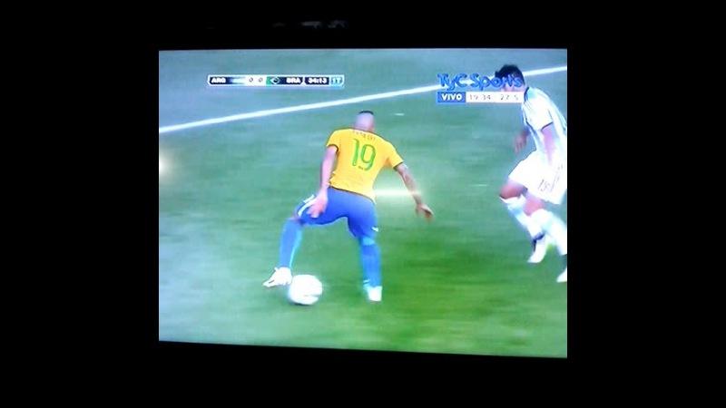 La elástica de Kennedy del sub 20 brasilero Я там где Челси Chelsea