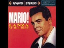 Mario Lanza Tu ca nun chiagne at his best
