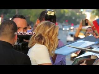 Элизабет на мировой премьере фильма «Мстители: Эра Альтрона»  / 13.04.15
