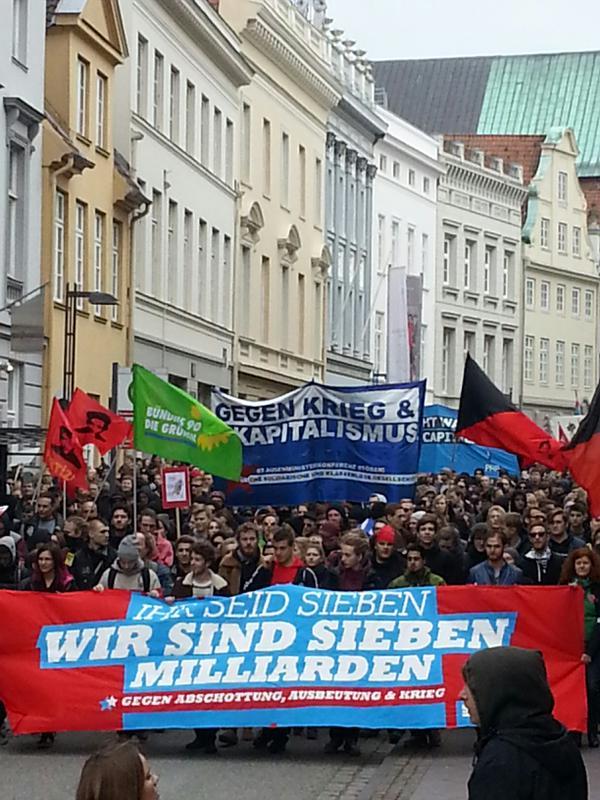 германия любек протесты против большой семерки - воронеж все важные новости