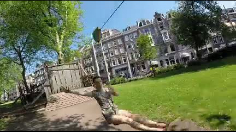 Амстердам Целый день гуляли по городу и развлекались Я четырёхглазая