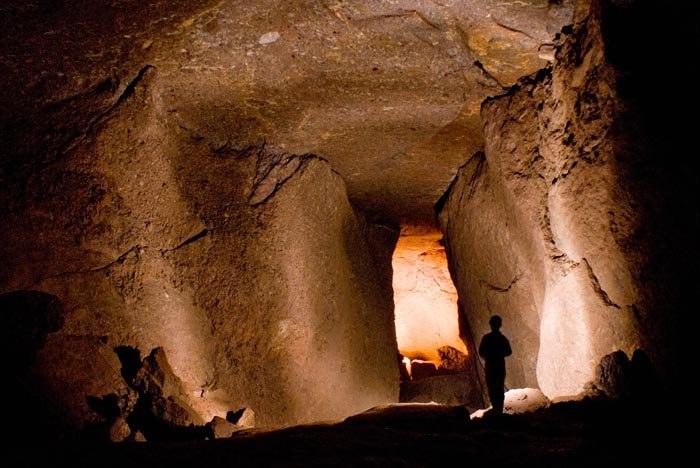 Афиша Красноярск Поход в пещеру Баджейская