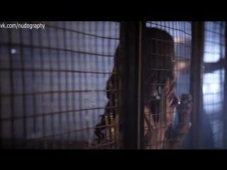 Сексуальная Танит Феникс (Tanit Phoenix) в фильме Смертельная гонка 3: Ад (Death Race: Inferno, 2013, Роэль Рейн)