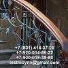 Лестницы и ограждения в Нижнем Новгороде